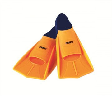 maru orange fins